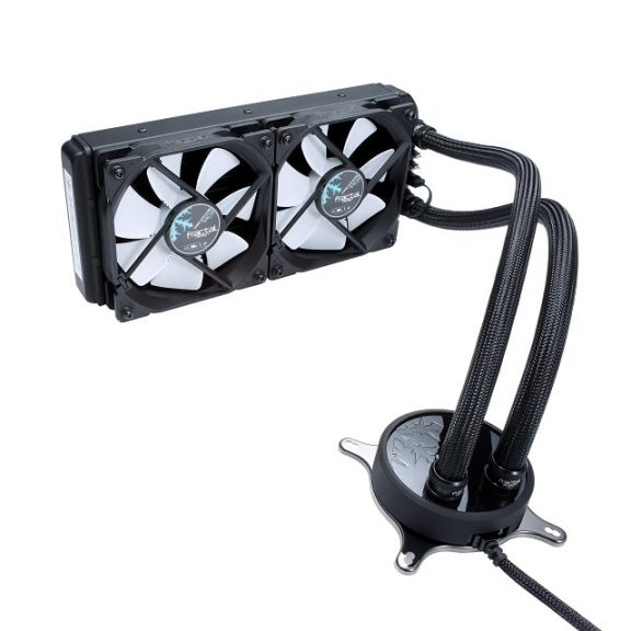 Fractal Design Celsius S24-284 mm Radiator Liquid CPU Cooler