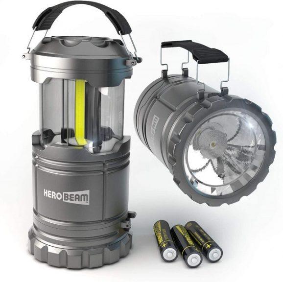 HeroBeam LED Lantern Best Flashlights