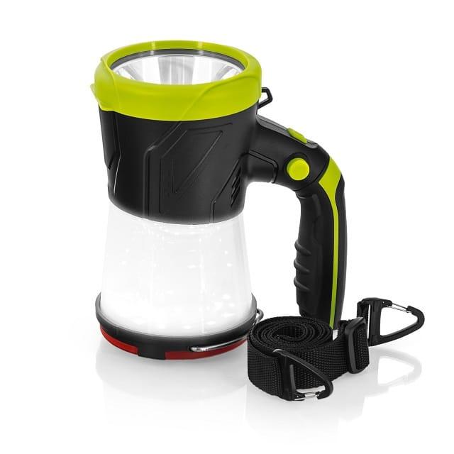 SAMLITE Rechargeable LED lantern Flashlight