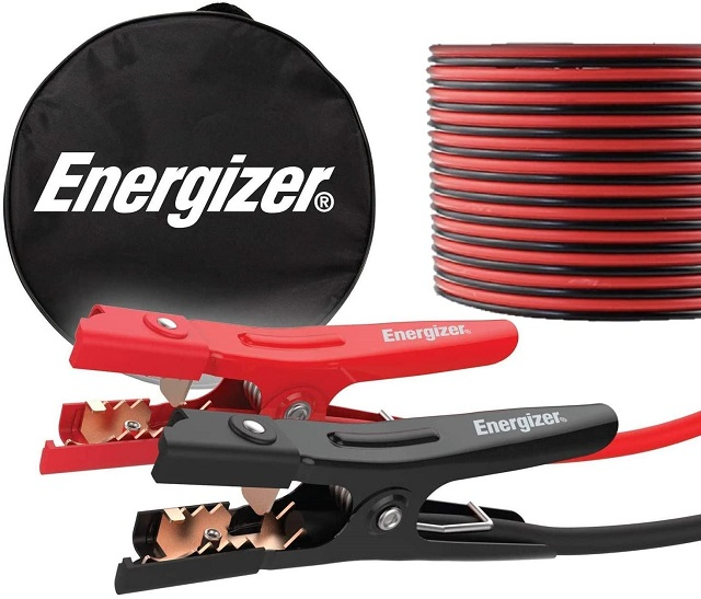 Energizer Jumper Cables for Car Battery