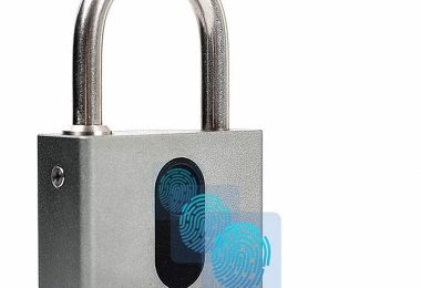 Meisort Fingerprint Padlock