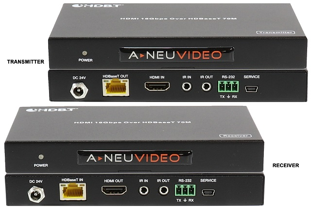 A-NeuVideo ANI-HDR-70