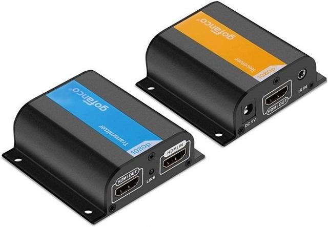 Gofanco HDMI 165-Foot HDMI Extender
