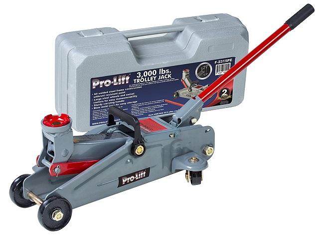 Pro-Lift F-2315PE Hydraulic Trolley