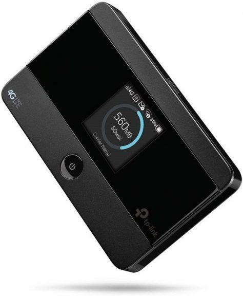 TP-LINK M7350 4G LTE Mobile -Hotspot