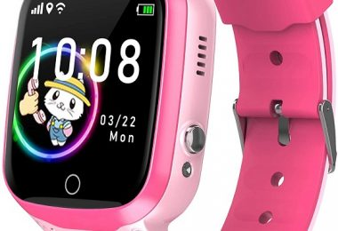 Kids Smartwatch- Vibrant Choice for Your Little One