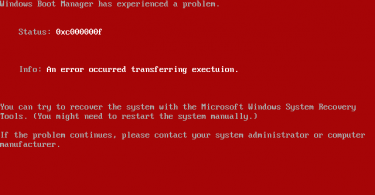 Red Screen of Death (RSoD)– How To Fix?